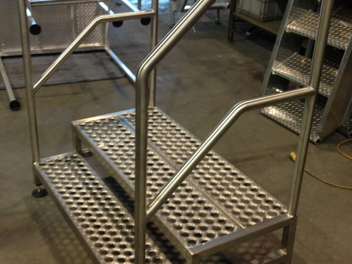 Centre Inox-Commercial-marchette stainless